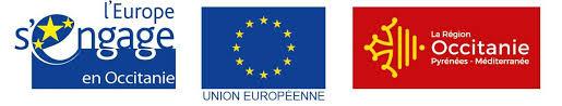 Logos ue feader occitanie